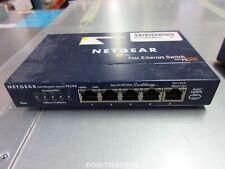 NETGEAR FS105 FS-105 5 Port 10/100 Business-Class Desktop Switch - Excl PSU