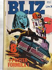 F6  BLIZ N. 10 ANNO II - NO POSTER