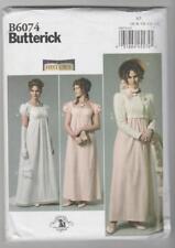 Butterick Sewing Pattern B6074 Making History - Dress Jacket Purse Sz 6-14