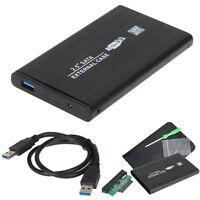 "USB 3.0 SATA 2.5"" Inch Hard Drive External Enclosure HDD HD Mobile Disk Box Case"