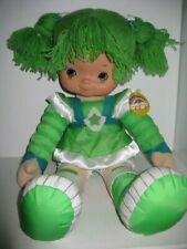 "18"" Rainbow Brite Patty O'Green Doll With Tag - Excellent Condition"