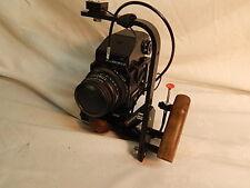 Zenza Bronica Medium Format Film Camera, Zenzanon 75 mm f/2.8 lens - Stroboframe