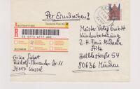 BUND, Mi. 1938, EF, R-Kassel, 2.9.98