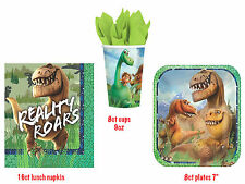Disney The Good Dinosaur Table Ware Party Pack of 32 pc ~ Plates,Cups & Napkins