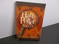 Harry Potter y la BIBLIA La amenaza tras la magia por RICHARD ABANES