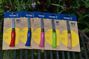 OPINEL  My First Opinel / Round Tip Picnic Folding Knife N0.07
