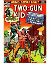 Two Gun Kid #112 - Nothing Can Save Fort Henry!