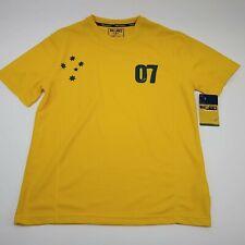 New listing WALLABIES Australia RUGBY WORLD CUP TOUR 07 Jersey Shirt Bundaberg Rum SZ L NWT