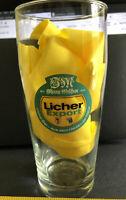 LICHER Export Beer Glass 0.4L Pilsner  Licher Export - Licher Bier