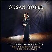Susan Boyle - Standing Ovation: The Greatest Songs from the Stage (2012)  CD NEW