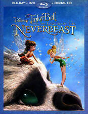 TinkerBell And The Legend Of The NeverBeast -Blu-Ray + DVD + Digital