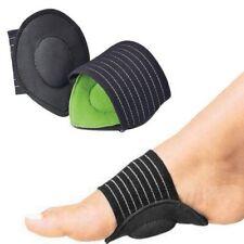 Arch Support Flat Feet Foot Pain Fallen Plantar Fasciitis Insole Heel 1 Pair