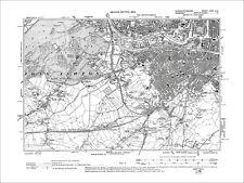 Bristol Bedminster, Long Ashton, Old Map Gloucestershire 1905: 75NE