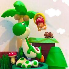 Bandai Super Mario NINTENDO YOSHI's Island Baby Mario Vintage JAPAN RARE