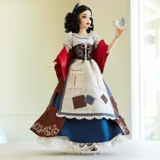 "Disney Store 2017 Snow White Limited Edition 17"" Doll   # 3520 / 6500"