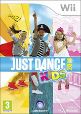 Just Dance Kids 2014 ~ Nintendo Wii (Disc and Case)