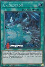 ♦Yu-Gi-Oh!♦ Un Neutron (Blast - Dragon Yeux Bleus) : LCKC-FR041 -VF/Secret Rare-