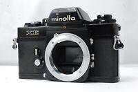 Minolta XE 35mm SLR Film Camera Body Only SN1113298