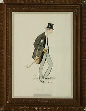 """Comte Charles de Sampieri by Georges Gousat aka Sem"""