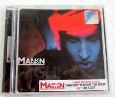 The High End of Low by Marilyn Manson Rare 2009 Malaysia Flag Edition CD New