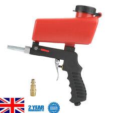 "1/4"" Handheld Air Flow Speed Gun Hopper Sand Blaster Sandblaster Sandblasting"