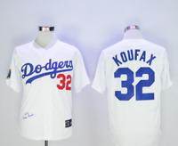 Sandy Koufax, american baseball famous player jersey, regular season, quality