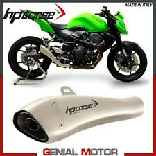 Exhaust Hp Corse Hydroform Satin Kawasaki Z 750 2007 > 2014