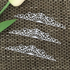 New listing lace Design Metal Cutting Dies For Diy Scrapbooking Card Paper Album ty