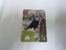 Carte France  Foot 2009 - N°091 - Rennes - Nicolas Douchez