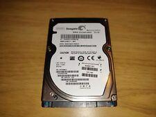 Seagate 250GB SATA 2.5 Laptop Hard Disk Drive HDD ST9250315AS