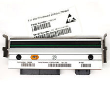 cabezal de impresión para impresora P/N de Zebra ZM400 203dpi de 79800M