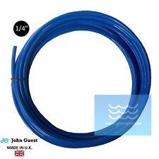"""GPC Schlauch blau John Guest 1/4"""" 6mm, 10m für Umkehrosmose, Kühl... (1m/1,20€)"""