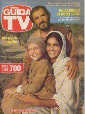 rivista NUOVA GUIDA TV ANNO 1988 NUMERO 13 MATTEO BELLINA, FEHMIU, SAN MARTIN