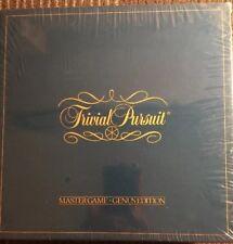 VINTAGE SEALED Trivial Pursuit - Master Game -ORIGINAL (Genus Edition #7, 1981)