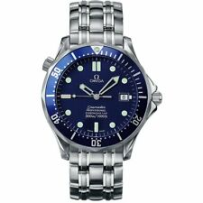 Omega 2531.80.00 Seamaster James Bond 007 Men's Automatic Stainless Steel Watch