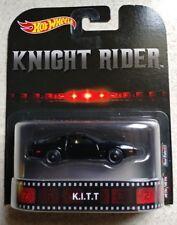 Hot wheels Retro Entertainment  2017 Knight Rider.   KITT Car