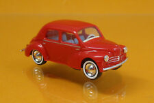 Busch 46523 Renault 4CV Baujahr 1958 rot Scale 1 87 NEU OVP