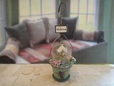 New listing New Pfaltzgraff Birdhouse Mini Globe Ornament