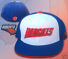 Charlotte Bobcats hat NBA Licensed Fitted  Size  7  3/8