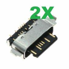 2X Nokia 6.1 Plus TA-1099 TA-1103 USB Type C Charging Port Smartphone Parts JI