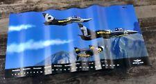 Breitling 2012 Calendar Poster Extra Large 7 pages CHRONOMAT NAVITIMER Avenger