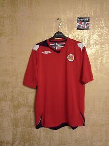Norwegen Norway Home Fußballtrikot Trikot Jersey Shirt 2006/2007 Umbro M