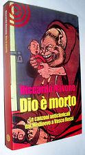 Dio e morto canzoni anticlericali dal Medioevo a Vasco Rossi / Riccardo Navone