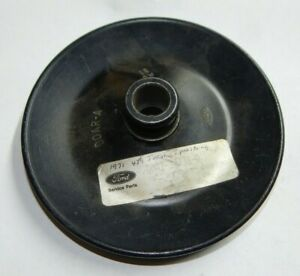 NOS 1971 FORD MUSTANG OR TORINO 429CJ 429SCJ POWER STEERING PULLEY
