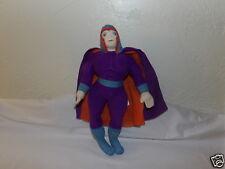 """Htf 11"""" X-Men Plush Magneto Marvel Poseable"""