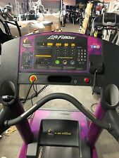 Life Fitness CLST Integrity Treadmill -  Serviced And Clean Used (purple)