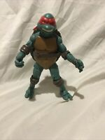 Teenage Mutant Ninja Turtles Raphael Classic Collection Movie II 2 Figure Only