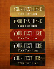 """Name Plate - TOP SElling Office BLUE Desk Name Plate 2"""" x 6"""", Custom Name Plate"""
