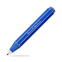 Kaweco AL Sport Ballpoint Pen - Stonewashed Blue - 1000730 - New In Box