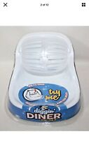 "NEW Petmate  ""DIGGIN' DINER INTERACTIVE DOG BOWL"" Dogs Dig It! 2 Cup Capacity"